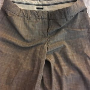 Shimmery Express Editor work pants / size 8